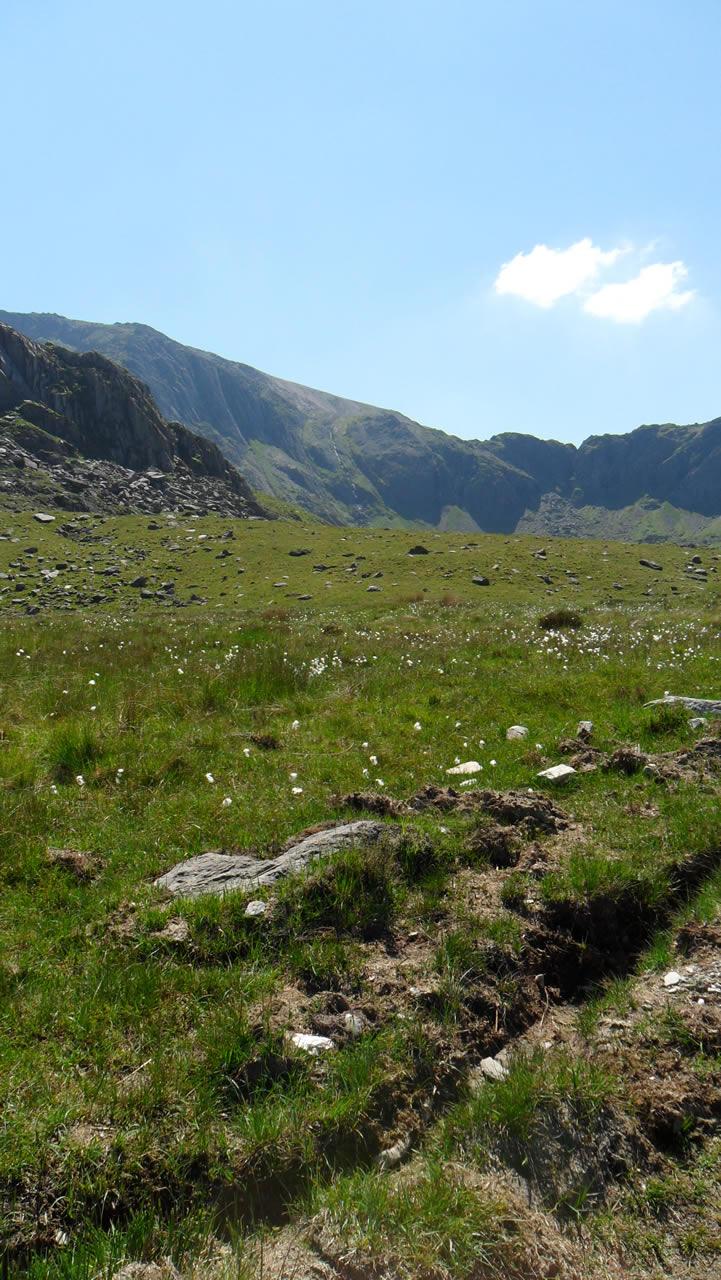 A Snowdonian scene