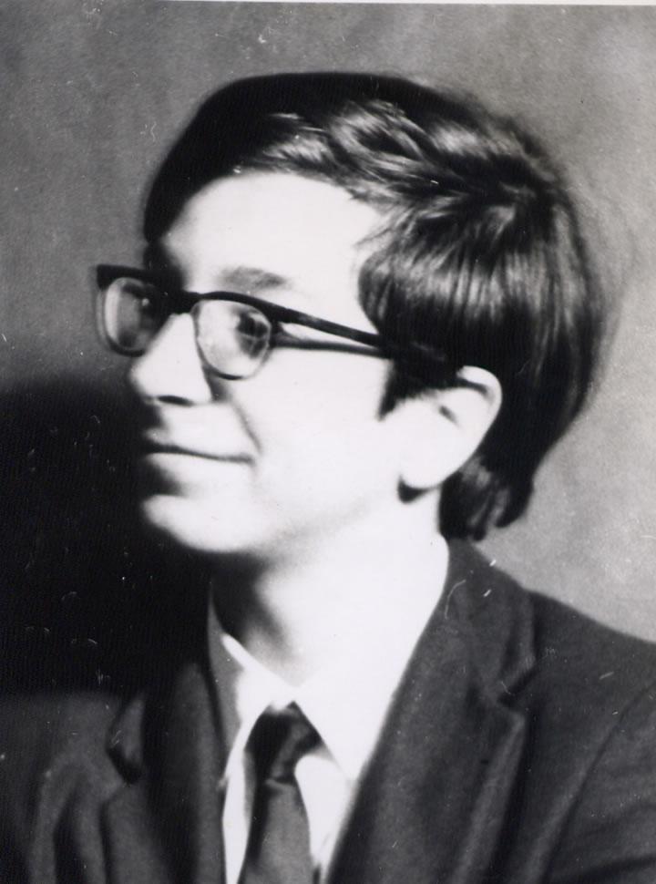 Keith the nerd