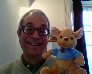Keith and companion Roo